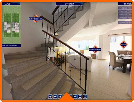 Paseos Recorrido Virtual