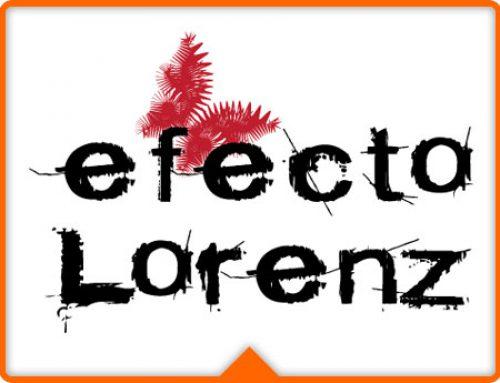 Logotipo Efecto Lorenz